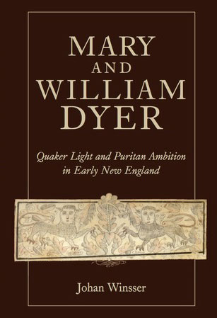 Mary and William Dyer Book